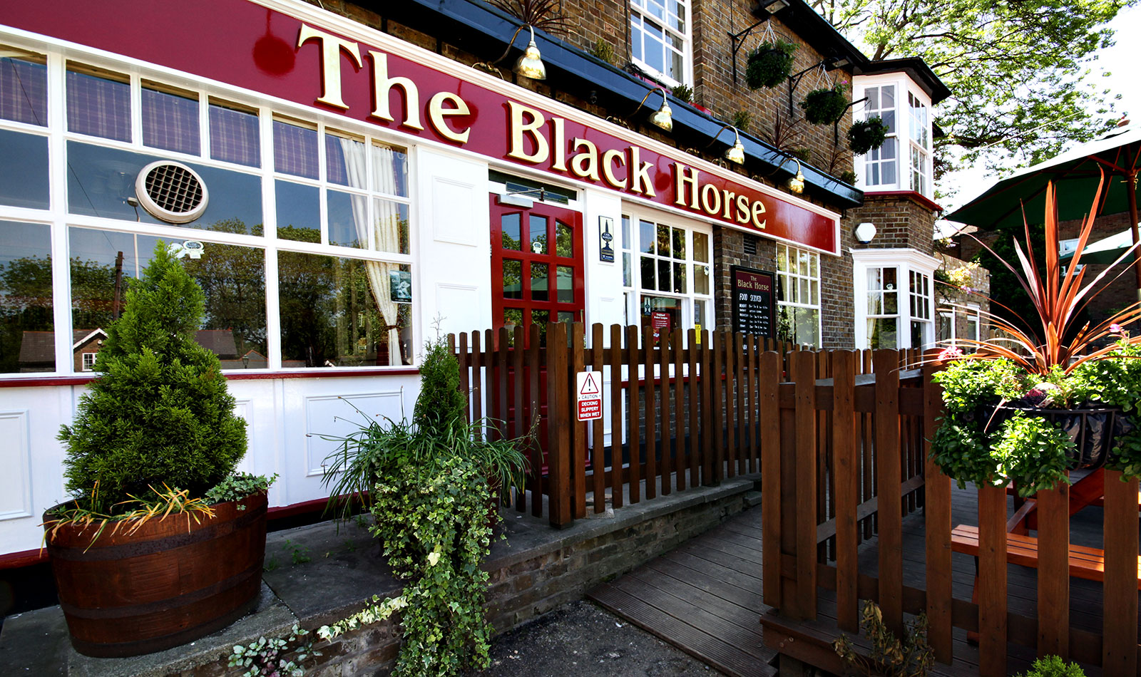 The Blackhorse Eastcote