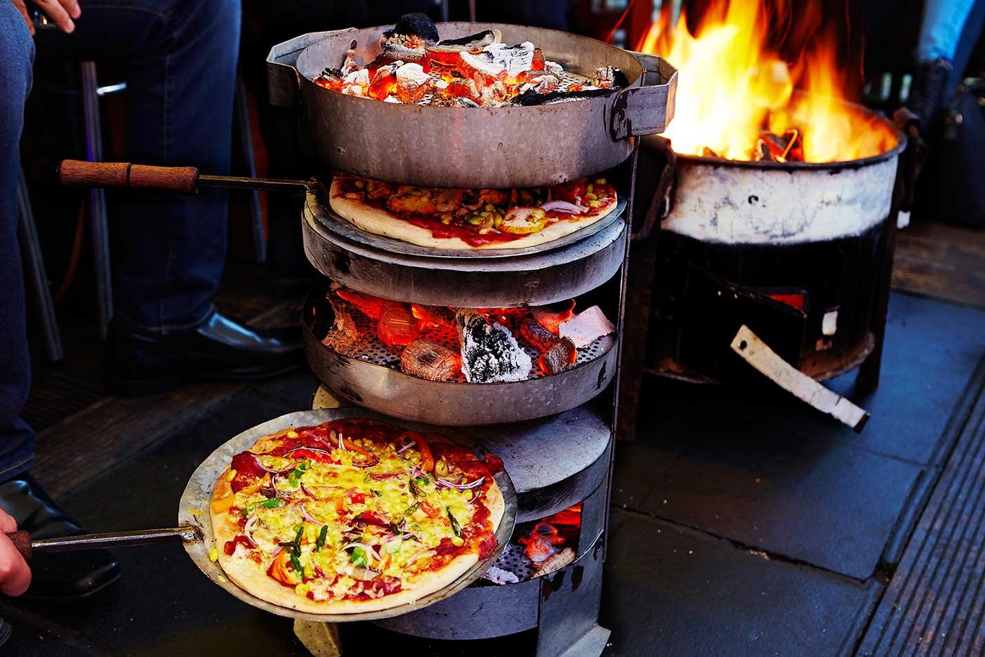 Koroga Pizza Jiko Gallery
