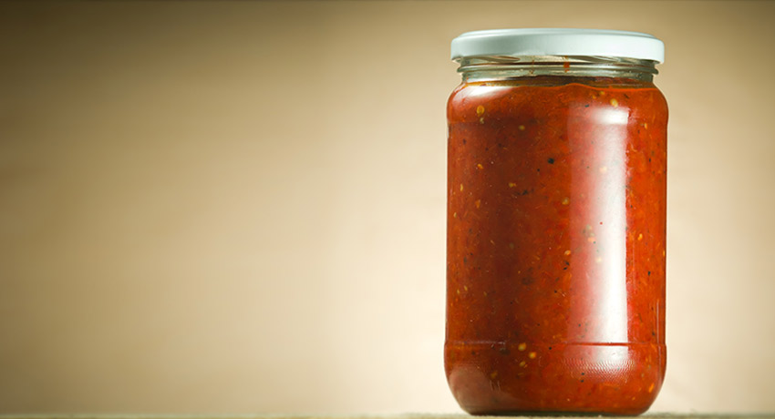 Fool Proof Spicy Tomato Sauce for Everything
