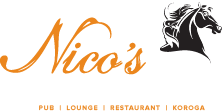 Nico's at the Black Horse pub lounge restaurant